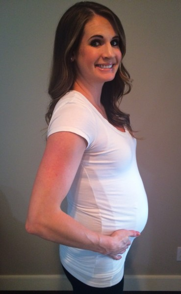 Pregnancy Week 30/31: Beating the Bloat!